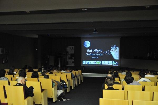 Presentación en la Universidad de Salamanca, 2015